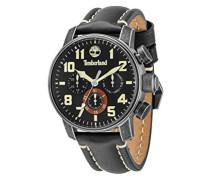 Timberland Herren-Armbanduhr Chronograph Quarz 14439JSQ/02