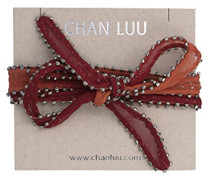 Damen Halskette aus Choker Nicht Metall - TH-NK-8657 Gingerbread