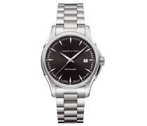 Hamilton Herren-Armbanduhr XL Analog Automatik Edelstahl H32665131