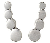 Jewelry Damen-Ohrstecker aus der Serie Ear post versilbert 1.5 cm 281316003