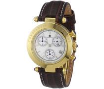 Damen-Armbanduhr Visage CD-VISL-QZ-LT-GDGD-WH