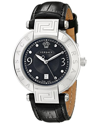 Damen-Armbanduhr XS New Reve Analog Quarz Leder 68Q99D009S009