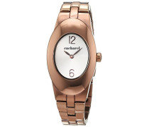 Damen-Armbanduhr Analog Quarz Edelstahl CLD 008-5BM
