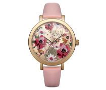 Oasis Damen-Armbanduhr Analog Quarz B1543