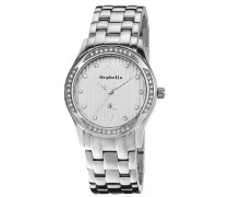 Orphelia Damen-Armbanduhr XS Analog Quarz Edelstahl OR22270288