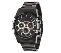 Police Herren-Armbanduhr SCRAMBLER Chronograph Quarz 14528JSBS/02M