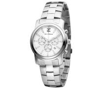Ted Lapidus Herren-Armbanduhr Chronograph Quarz 5100902