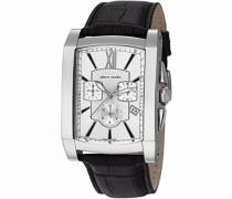 Pierre Cardin Herren-Armbanduhr Pont Des Arts Chronograph Quarz Leder