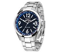 Herren - Armbanduhr 180 Analog Quarz Edelstahl R3253180002