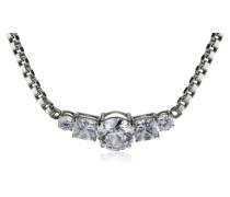 Dyrberg/Kern Damen-Halsband Edelstahl Kristall 335336
