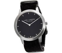 Damen-Armbanduhr LW35 Analog Quarz Leder 135SBBZ