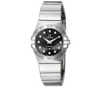 Damen-Armbanduhr Analog Quarz Edelstahl 12310246051001