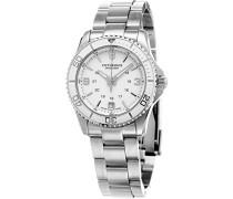 Damen-Armbanduhr Maverick Analog Quarz Edelstahl 241699