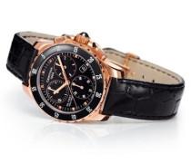 Certina Damen-Armbanduhr XS Chronograph Quarz Leder C014.217.36.051.00