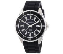 Damen-Armbanduhr Analog Quarz Silikon 332693