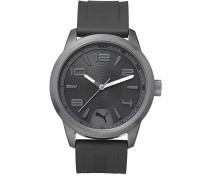 Puma Herren-Armbanduhr Man Rush Analog Quarz PU104041003