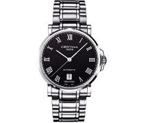 Certina Herren-Armbanduhr XL Analog Automatik Edelstahl C017.407.11.053.00