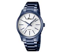Herren-Armbanduhr Smart Casual Analog Quarz Edelstahl 18163/1