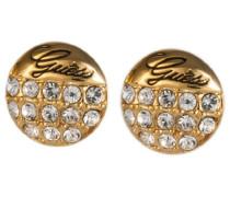 UBE71242  Damen-Ohrringe vergoldetes Metall