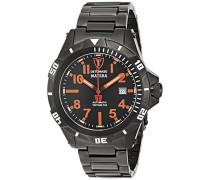 Herren-Armbanduhr  Matera Tritium Automatic Orange Analog Automatik DT2027-D