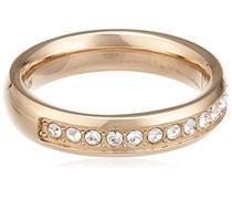 Dyrberg/Kern Damen-Ring Vergoldetes Metall Kristall Swarovski 336195