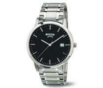 Herren-Armbanduhr Analog Quarz Titan 3588-03