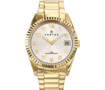 Herren-Armbanduhr 617019 Analog Quarz Gold 617019