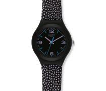 Damen-Armbanduhr Purple Drops YGB4002