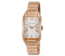 Damen-Armbanduhr Special Collection Analog Quarz Edelstahl Swiss Made PC104662S05