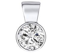 Rafaela Donata Damen-Anhänger Classic Collection 925 Sterling SilberZirkonia weiß (ohne Kette)  60800046
