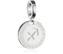 Unisex-Charm Silver My World 925 Silber - SWLPZA09