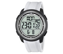 Unisex -Armbanduhr  Digital  Digital Plastik K5704/5