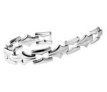 Unisex-Armband SHADOW Edelstahl 21 cm - PJ23833BSS-01-L