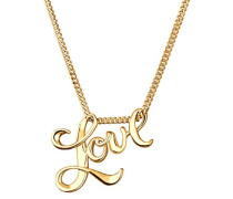 Damen Halskette 925 Sterling Silber 45 cm 0111630713