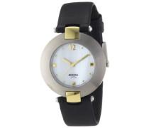 Boccia Damen-Armbanduhr Leder 364-16