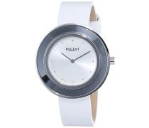 Damen-Armbanduhr Analog Quarz Leder 12111123