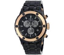 Herren- Armbanduhr Subaqua Chronograph Quarz 80598
