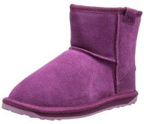 Emu Wallaby Mini K10103 Unisex -  Kinder Stiefel, Violett (Purple), 24 EU (7 UK)