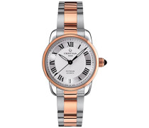 Certina Damen-Armbanduhr XS Analog Automatik Edelstahl C025.207.22.038.00