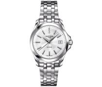Damen-Armbanduhr XS Analog Quarz Edelstahl C004.210.11.036.00