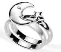 Damen Ring Moon SMSD05014