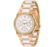Damen-Armbanduhr Analog Quarz Keramik OR53370717