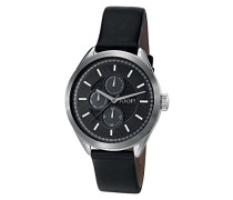 ! Herren-Armbanduhr GEORGE Analog Quarz Leder JP101611001