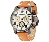 Timberland Herren-Armbanduhr Mascoma II Analog Quarz 14783JSU/14
