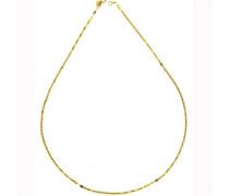 CDMCO201  Damen-Halskette Gelbgold 375/1000 4 g 42 cm