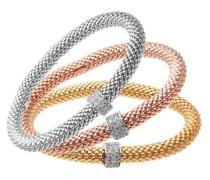 Damen-Armband Silber Zirkonia 190 mm