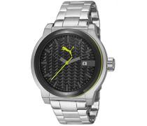 Puma Herren-Armbanduhr Man Element Analog Quarz PU103531003