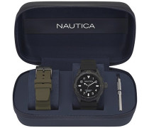Herren-Armbanduhr NAPOUB001