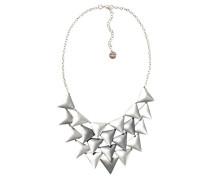 Damen-Halskette Global traveller Versilbert-72G9EJ62015U