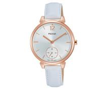 Damen-Armbanduhr Analog Quarz Leder PN4060X1